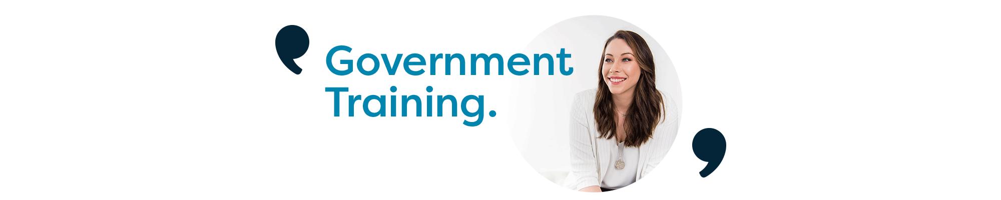 government-social-media-training