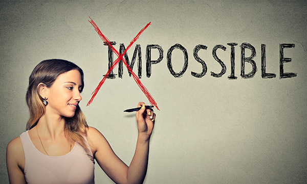 How self-doubt kills your dreams - and how to overcome it