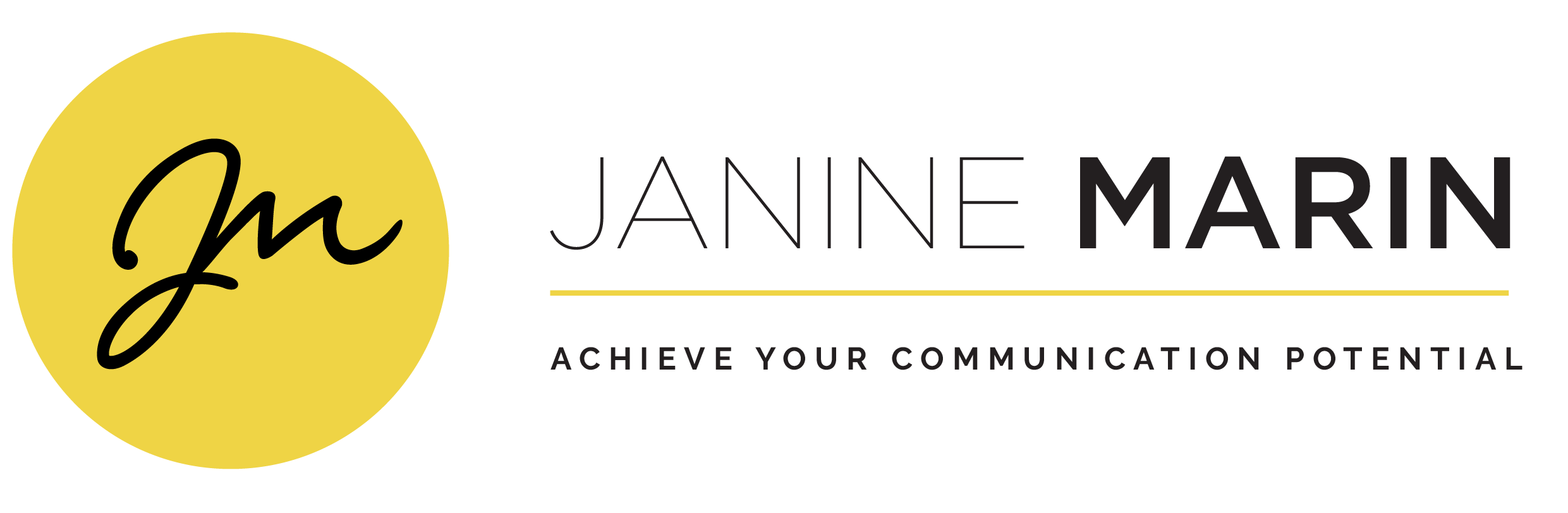 Janine Marin - communications expert