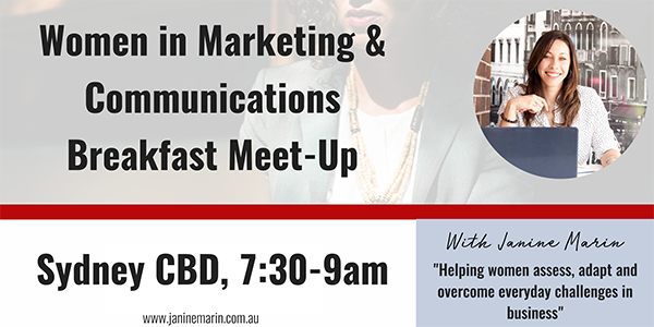 women-marketing-meetup-sydney-janine-marin