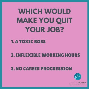 what-makes-you-quit-a-job-toxic-boss-janine-marin