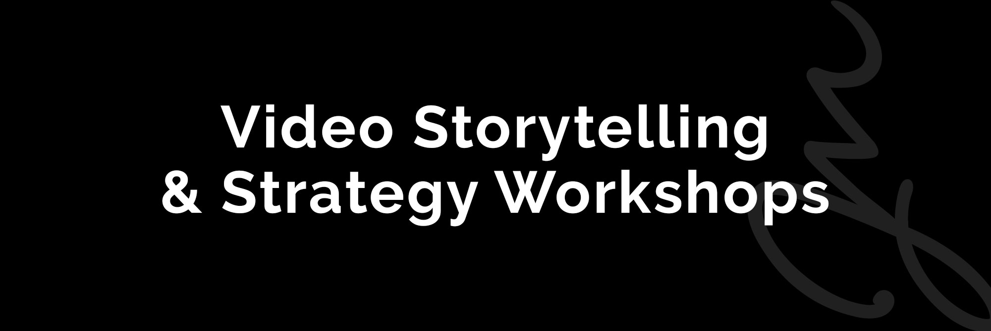 Video storytelling & strategy training-janine-marin